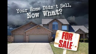 Tampa Real Estate Secrets - My Home Didn't Sell