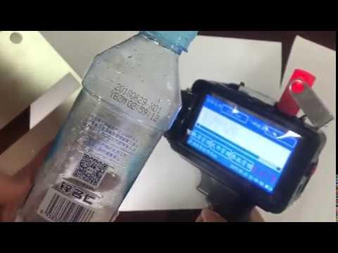 M6 - Handheld Batch Coding Inkjet Printers