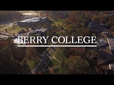 Berry College - video