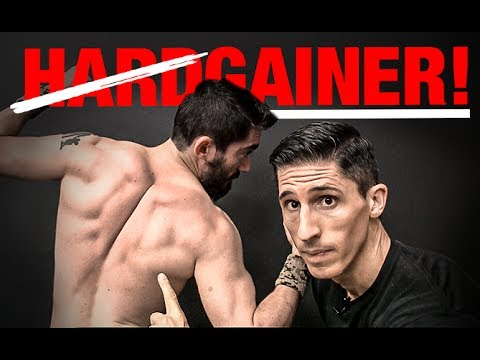 Back Workout Tips for Size (HARDGAINER EDITION!)