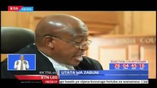 Rufaa iliyowasilishwa mahakamani na IEBC kuhusu makaratasi ya kupiga kura kusizwa Ijumaa