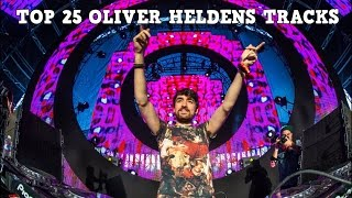 [Top 25] Best Oliver Heldens Tracks [2016]