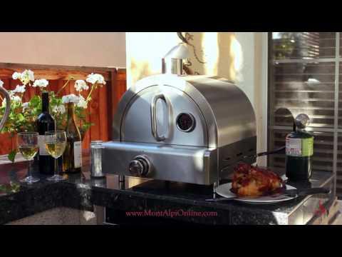Mont Alpi - Pizza Oven
