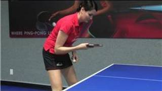 Table Tennis : How to Play Table Tennis, Including Strokes