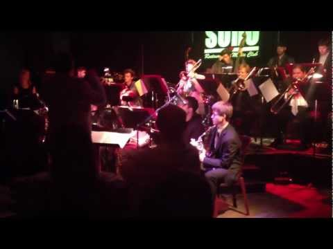 No Wonder — Big Band (10/8/2012) at SOhO