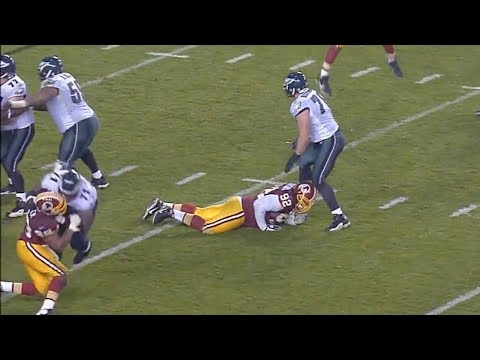 NFL Worst Effort Plays