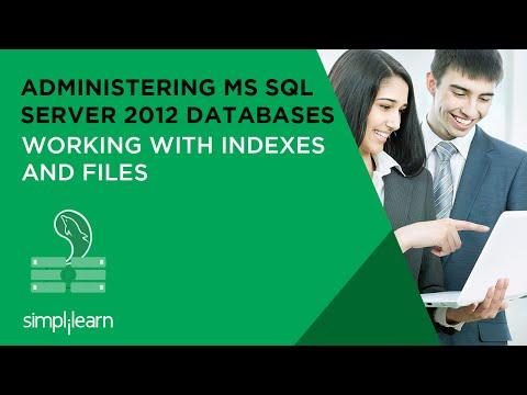 MS SQL Server Training Online   SQL Server 2012 Databases (70 ...