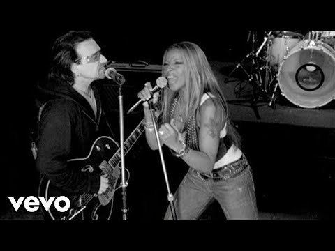 U2 , Mary J. Blige - One