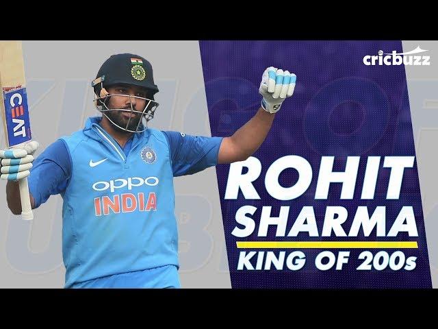 Rohit Sharma – Record-breaking double centurion | India vs Srilanka
