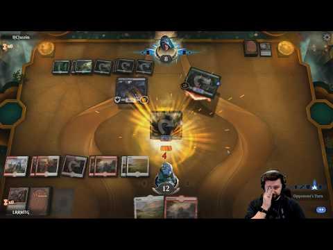 LRRMtG — Twitch Rivals MTG Arena Tournament
