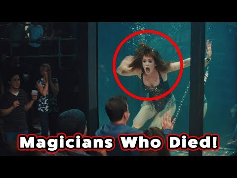 Magicians Who Died (видео)