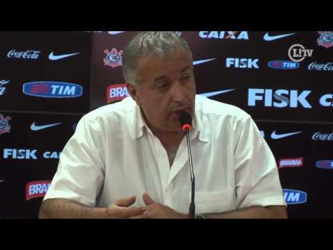 Diretor do Corinthians avisa: Tite não sai para a Seleção