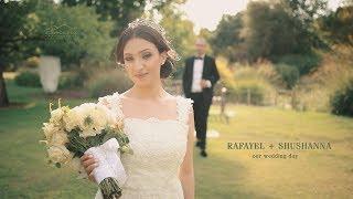 Rafayel + Shushanna's Wedding Highlights at Ritz Celebration st Leon Church and Arboretum park