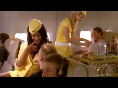 Đi máy bay mà như thế này thì ai chả thích