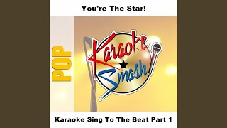 Straight Up (karaoke-Version) As Made Famous By: Chanté Moore
