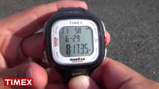 How To Use: Timex Ironman Easy Trainer GPS Sports Watch