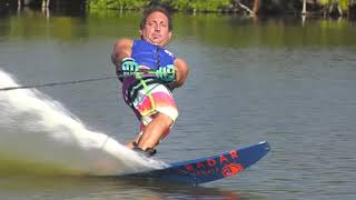 Learn How to Properly Stand On Your Water Ski