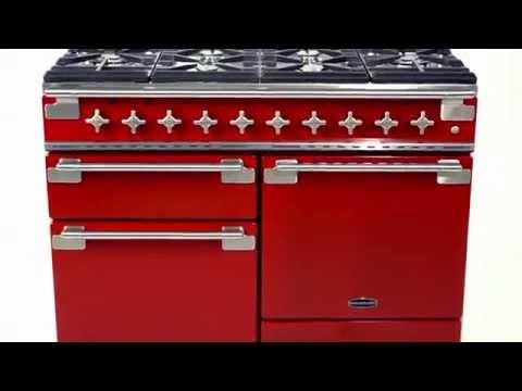 Rangemaster Range Cooker Dual Fuel ELS110DFF - Various Colours Video 1