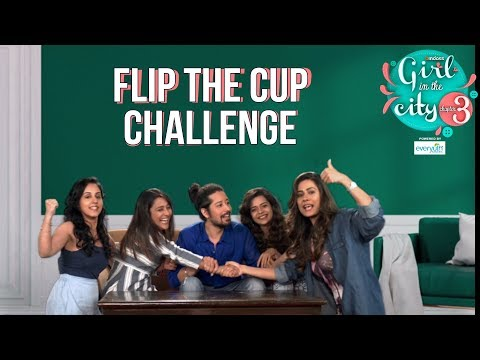 The GITC cast is Flippin' Amazing | Girl In The City 3 | Extra Shots