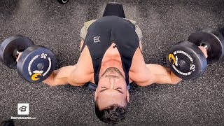 V-Taper Chest Workout | Stephen Mass & Better Bodies by Bodybuilding.com