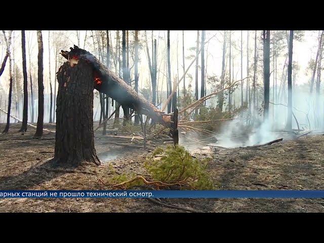 В Приангарье введут особый противопожарный режим