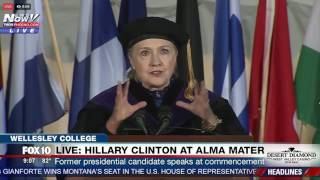 FNN: Hillary Clinton Comments on Authoritarian Leaders Who Try to Make Up Own Facts