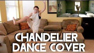 Sia - Chandelier (Official Music Video Dance Cover FAIL)