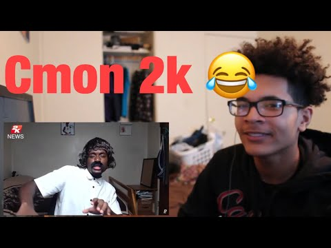 Reacting to NBA 2K18 Logic In Real Life (SUPER ACCURATE)