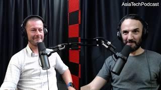 Ironmans & Startups; Bert Grobben on AsiaTechPodcast