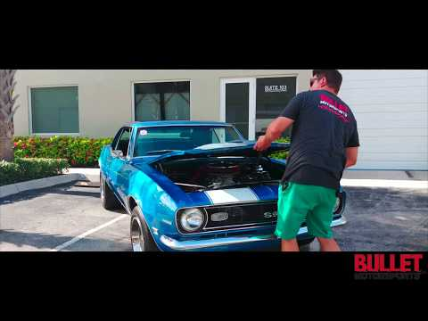 Video of '68 Camaro located in Florida Offered by Bullet Motorsports Inc - O7VM