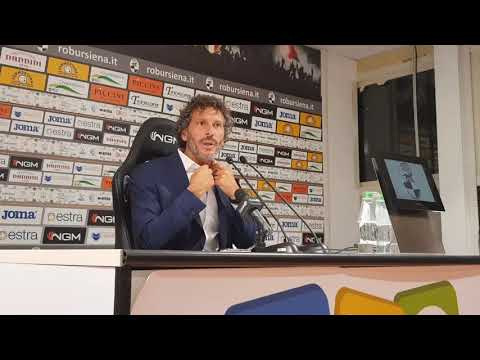 Robur Siena-Carrarese 0-2: Dal Canto