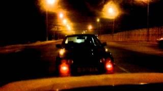 BMW E30 Буксир