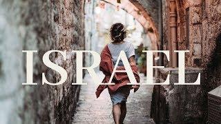 72 Hours in Israel | Eating & Exploring Jerusalem & Tel Aviv