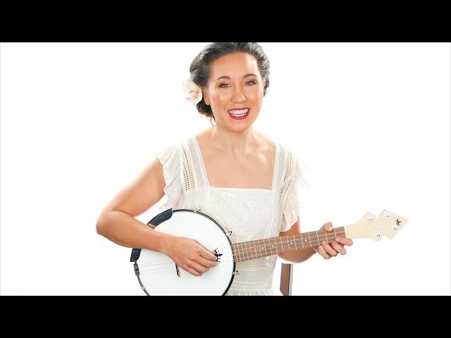 A może by tak arpeggio na banjolele?
