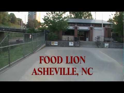 FOOD LION SKATEBOARD PARK Old School Asheville, NC