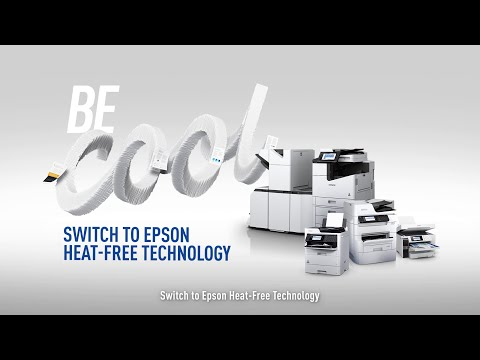 Be Cool - Switch to Heat-Free Business Inkjet Printers