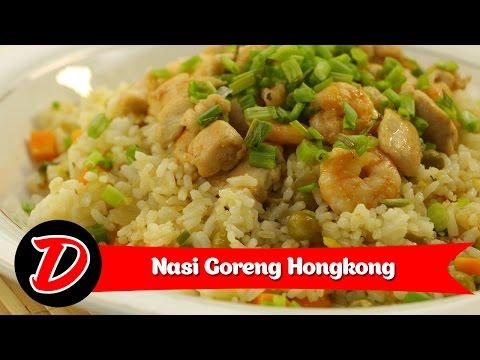 Video Resep Nasi Goreng Hongkong