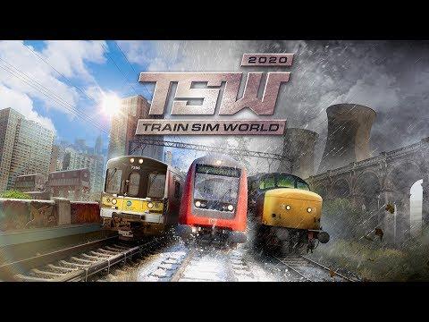 Train Sim World 2020 - Announce Trailer! thumbnail
