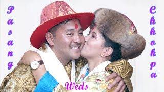 Sherpa Wedding Highlights    Pasang Dawa Weds Chhokpa    2074