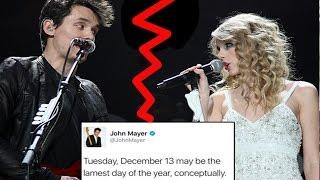 Selena Gomez and John Mayer Throw Shade At Taylor Swift On Her Birthday