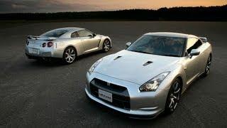 ТопГирушки #9 - Nissan GT-R