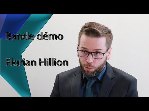 Bande démo Florian HILLION