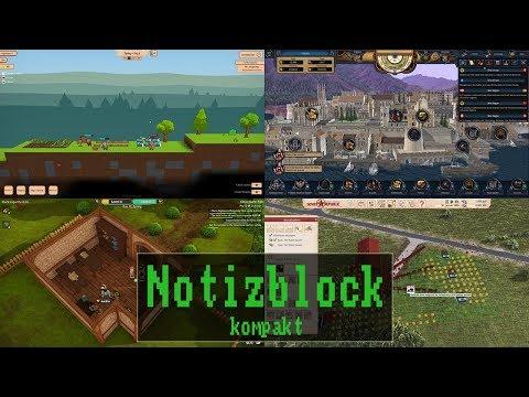 Notizblock kompakt #073: Undholm | Evil Bank Manager | Winkeltje | Workers & Resources