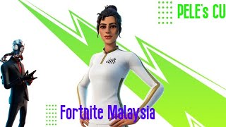[Live] Pele's cup tournament solo [Asia] | FORTNITE MALAYSIA | Road to 100 sub