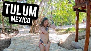 TULUM, MEXICO during COVID-19