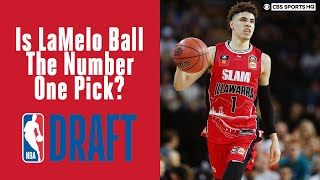 LaMelo Ball #1 Pick, Cole Anthony Falls Out of Top-10 | CBS Sports HQ NBA Mock Draft Preview