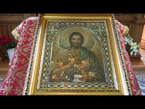 Престольный праздник храма Рождества Пророка и Крестителя Господня Иоанна