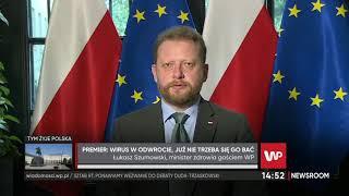 Minister Szumowski o szczepieniach na koronawirusa. Czy będą przymusowe?