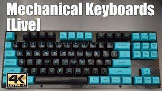 Live Mechanical Keyboard kit build - 3x Zealio 60% universal