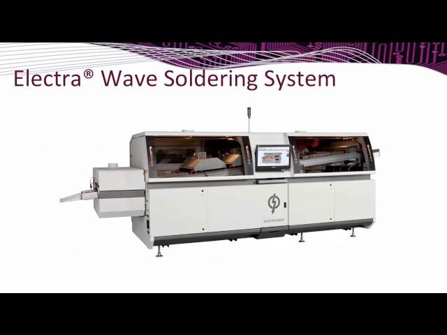 Electrovert Wave Soldering